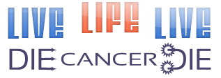 Die Cancer Die Wordmark